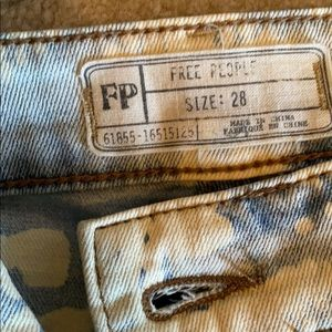 Free People Jeans - Free people Bell Bottoms
